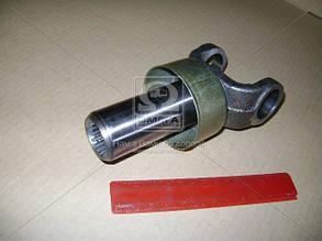 Вилка вала карданного ВОЛГА ГАЗ 2410, 3102 скользящая передняя (ГАЗ). 24-2201047. Ціна з ПДВ.
