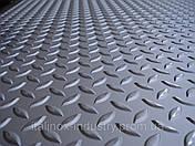 Нержавеющий лист 4,0 Х 1250 Х 2500 рифленый MAN, фото 2