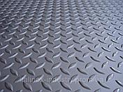 Нержавеющий лист 4,0 Х 1250 Х 2500 рифленый MAN, фото 3