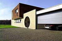 Ворота гаражные секционные  Хьорман LPU40 3000*2250, фото 1
