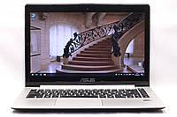 Б/у ноутбук сенсорный на i3 Asus S400сa, фото 1