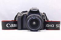 Б/у Зеркалка Canon EOS 1100d efs 18-55 , фото 1