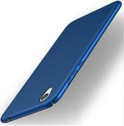 Пластиковый чехол для Sony XA1 Blue