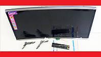 "LCD LED Телевизор Comer 32"" Изогнутый Smart TV, WiFi, 1Gb Ram, 4Gb Rom, T2, USB/SD, HDMI, VGA, Android 4.4, фото 1"