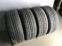 Шины бу зима 235/60R17 Continental CrossContact 4шт 5,5-6мм, фото 1