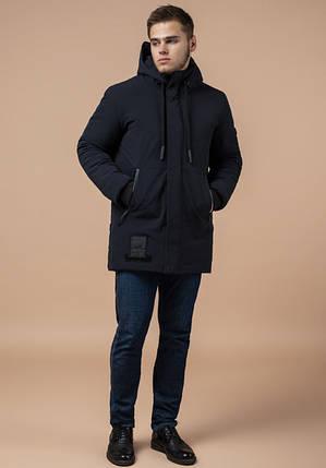 Braggart 'Black Diamond'. Куртка для мужчин 9085 темно-синий, фото 2