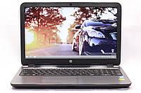 Б/у ноутбук игровой Б/у ноутбук HP 15 grey core_i5, фото 1