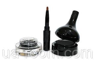 Тени для бровей+гелевая подводка Chanel 2в1 Eyebrow and Eyeliner