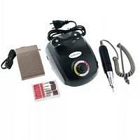 Машинка для маникюра и педикюра фрезер Beauty nail DM-208 Black
