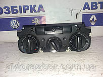 Блок управления печкой с кондиционером Volkswagen Caddy 04-09 Фольксваген Кадди Кадді