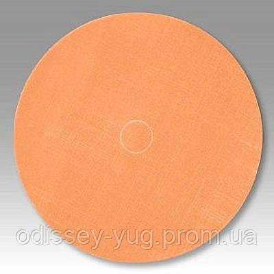 Полировальный самоклеющийся шлифовальный круг 3M™ Trizact, 268ХА, зерно А5, 125 мм, коричневый. 88925