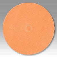 Полировальный самоклеющийся шлифовальный круг 3M™ Trizact, 268ХА, зерно А5, 125 мм, коричневый. 88925  , фото 1