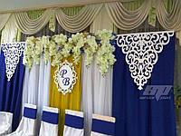 Свадебный декор: ажурные уголки, резные уголки, свадебные уголки для декора, уголки на арку