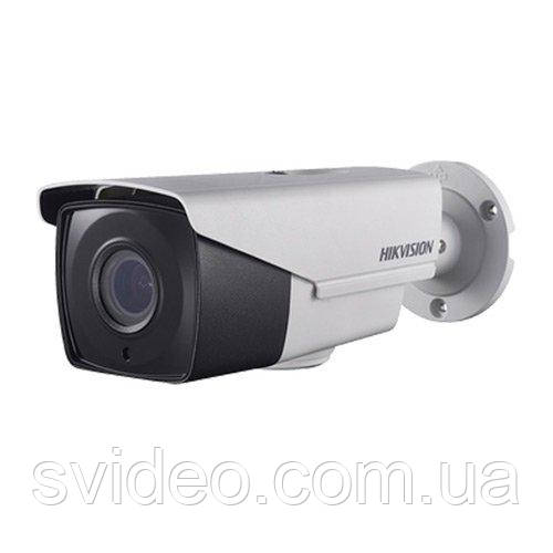 Turbo HD 2Мп видеокамера DS-2CE16D8T-IT3Z  2.8-12 мм, угол обзора 102°- 32° ,Ultra Low-Light EXIR, WDR 120