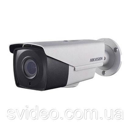 Turbo HD 2Мп видеокамера DS-2CE16D8T-IT3Z  2.8-12 мм, угол обзора 102°- 32° ,Ultra Low-Light EXIR, WDR 120, фото 2