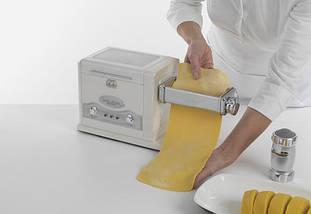 Набор электрическая лапшерезка - тестораскатка Marcato Pasta fresca, фото 2