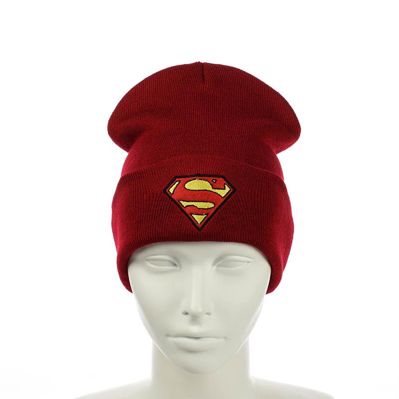 """Молодіжна шапка """"Супермен"""""""