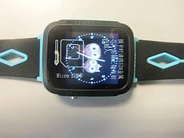 Водонепроникні годинники з GPS Smart Baby Watch Aqua V6G (IQ600) Блакитний
