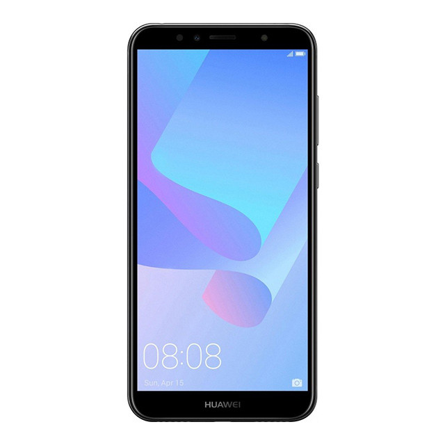 b53757d9f2827 Смартфон Huawei Y6 Prime 2018 Black - сеть магазинов связи ringoo в Киеве