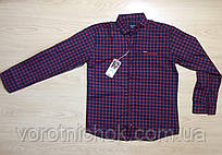 Детская рубашка для мальчиков 10-14 лет