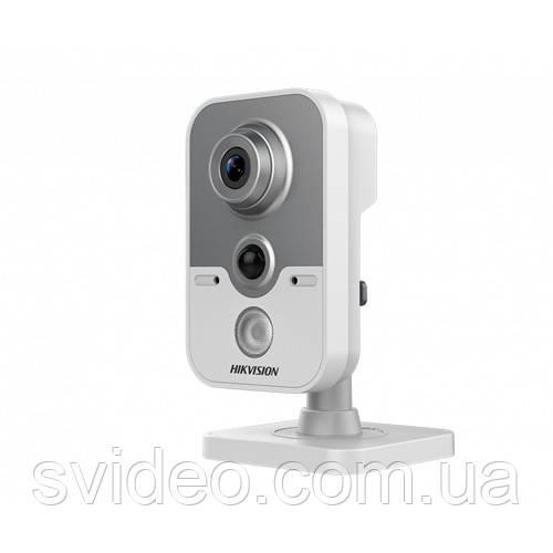 Turbo HD 2МП видеокамера DS-2CE38D8T-PIR с микрофоном, 2.8 мм, угол обзора 103°, Ultra-low light, WDR, PIR дат