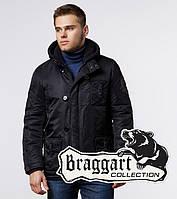 Куртка мужская со съемным капюшоном Braggart 17197 чёрный, фото 1