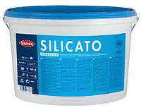 Однокомпонентная силикатная краска SILICATO MODERNO Sadolin, DU3, 11,9л
