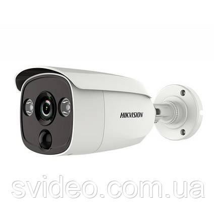 Turbo HD 2Мп видеокамера DS-2CE12D8T-PIRL   с PIR датчиком, 3.6 мм, угол обзора 82°, Ultra-low light, WDR, фото 2