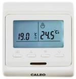 Программируемый терморегулятор для системы теплого пола Caleo PRO