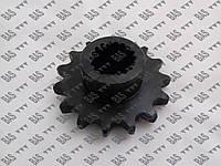 Звездочка привода шнека Z-15 Fantini 14898 аналог