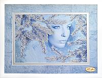 Набор для вышивки бисером Снежная королева НГ-074