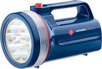 Ліхтар пошуковий світлодіодн., пласт. корпус, 30год. безпер. роботи, 12Led, 4хLR20, Stern