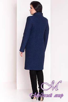Женское длинное зимнее пальто (р. S, М, L) арт. Габриэлла 4385 - 21127, фото 2
