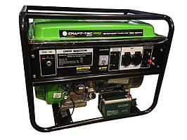 Бензиновый генератор Craft-tec GEG 6500S с электростартером