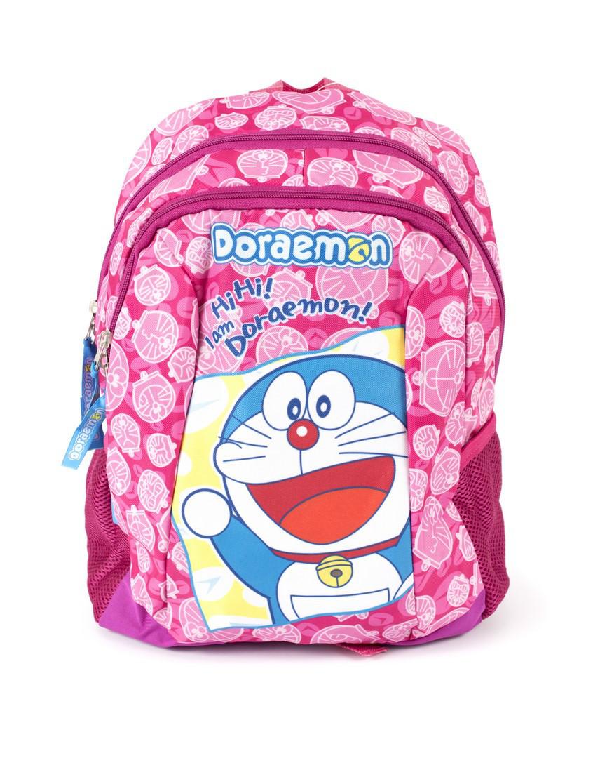 Рюкзак школьный Doraeman big 1820 розовый Турция