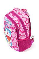 Рюкзак школьный Doraeman big 1820 розовый Турция, фото 2