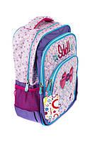 Рюкзак школьный Fashion 1503 фиолетовый Турция, фото 2