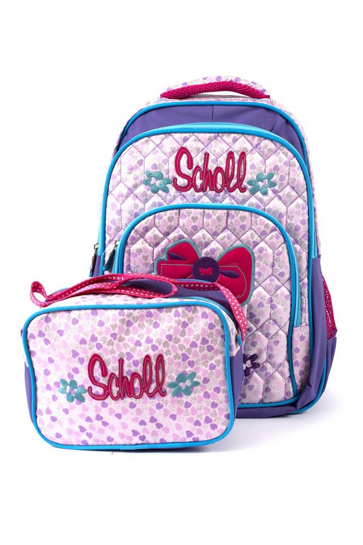 Рюкзак шкільний Fashion 1503 фіолетовий Туреччина