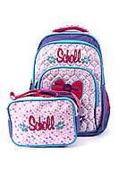 Рюкзак школьный Fashion 1503 фиолетовый Турция
