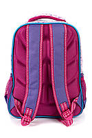 Рюкзак шкільний Fashion 1503 фіолетовий Туреччина, фото 3