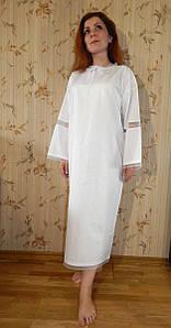 """Крестильное платье для взрослых. Модель """"Mila"""" (""""Мила"""")"""