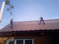 Сетевая солнечная электростанция 10 кВт, малая Белозерка 5