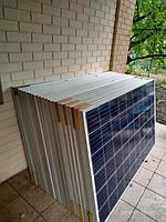 Сетевая солнечная электростанция 10 кВт, малая Белозерка 8