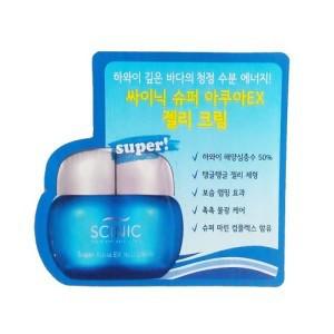 Scinic Увлажняющийкрем Пробник Super Aqua EX Jelly Cream 1ml
