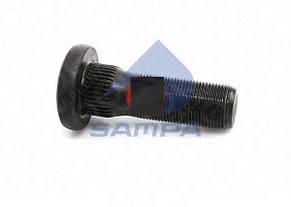 Шпилька М22*1,5*43*72 SW32 колеса DAF OE 99720  SAMPA 051.235