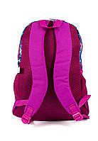 Рюкзак школьный Monster High 1862 розовый Турция, фото 2