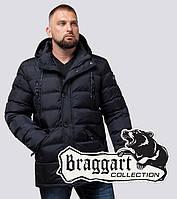 Куртка зимняя мужская Braggart Dress Code - 27635A темно-синий