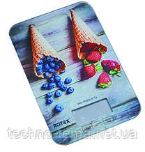 Весы кухонные электронные ROTEX RSK14-P Berry