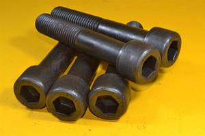 Высокопрочные винты DIN 912 - производство, преимущества, применение