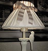 Настольные лампы с абажуром и торшеры